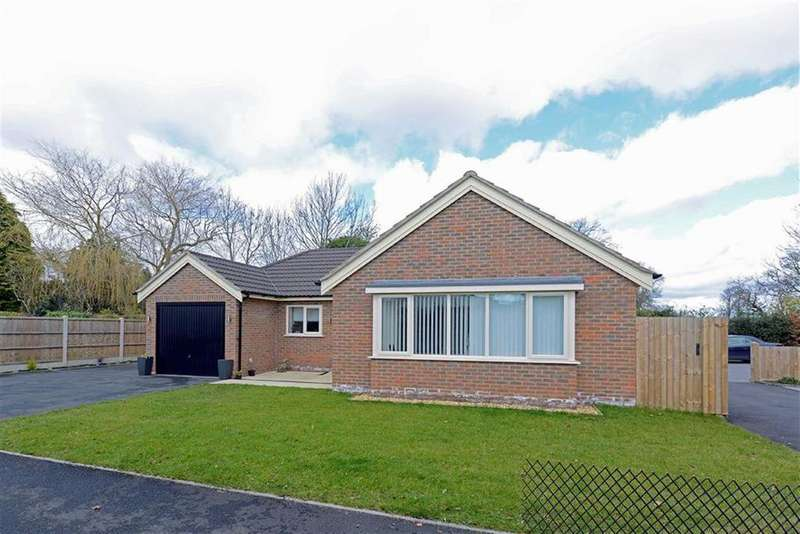 3 Bedrooms Detached Bungalow for sale in School Lane, Ford, Shrewsbury, Shropshire