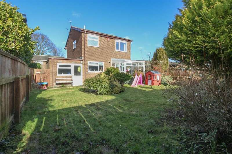 3 Bedrooms House for sale in East Acres, Dinnington, Newcastle Upon Tyne