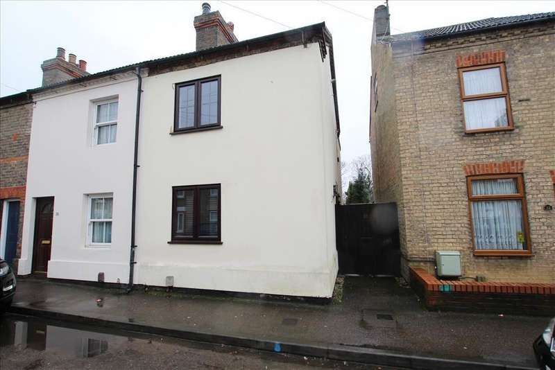 2 Bedrooms Cottage House for sale in Lawrence Road, Biggleswade, SG18
