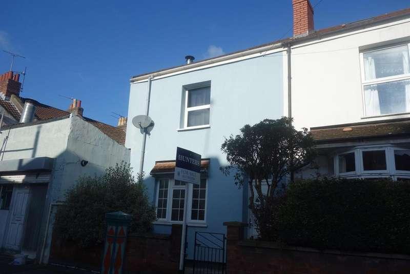 2 Bedrooms End Of Terrace House for sale in Mivart Street, Bristol, BS5 6JF