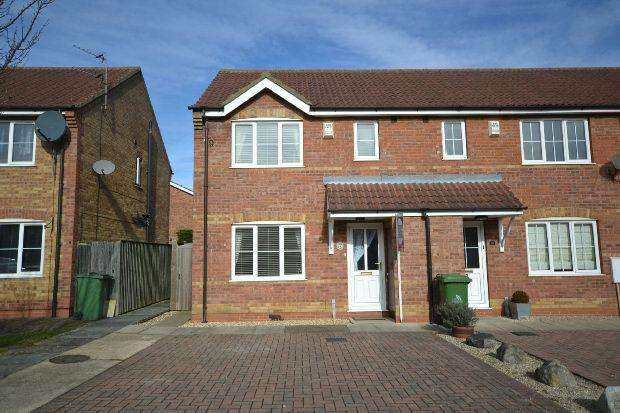 3 Bedrooms Semi Detached House for rent in Farmhouse Mews, New Waltham