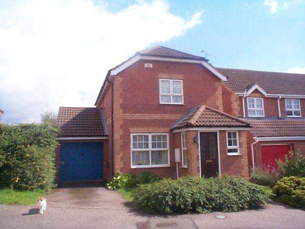 3 Bedrooms Detached House for rent in Daventry