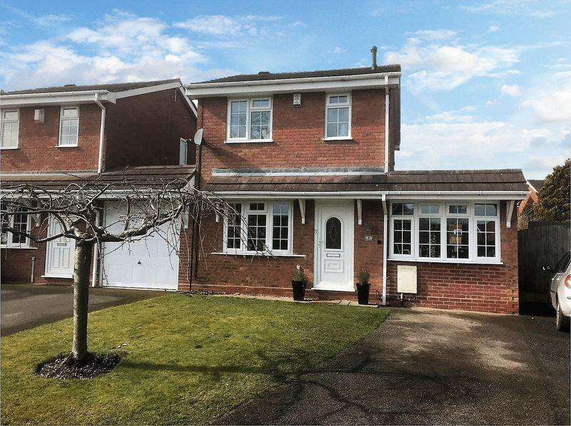 2 Bedrooms Detached House for sale in The Cartway, Wolverhampton