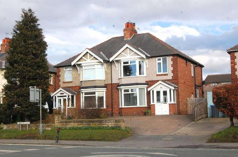 3 Bedrooms Semi Detached House for sale in Brompton Road, Northallerton