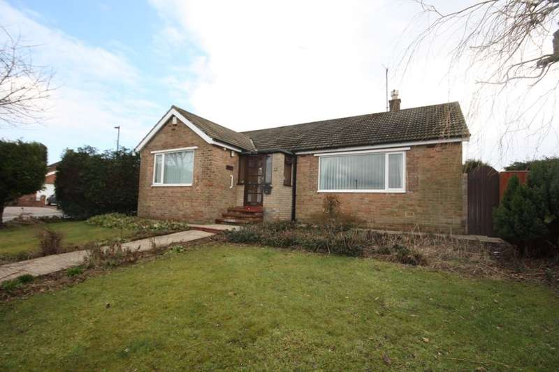 3 Bedrooms Detached Bungalow for sale in Fanacurt Road, Guisborough, TS14