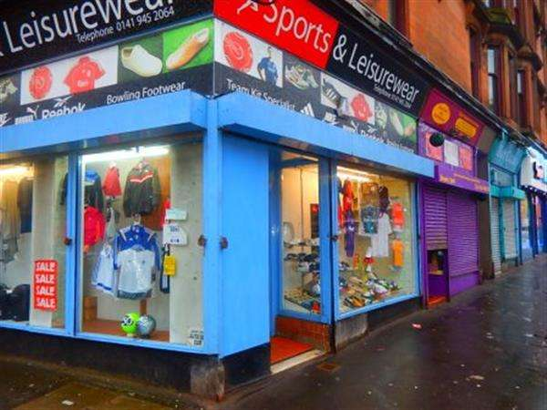 Shop Commercial for sale in Maryhill Road, Glasgow