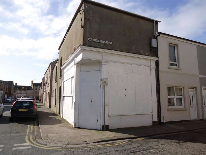 Commercial Property for sale in Queen Street, MILLOM