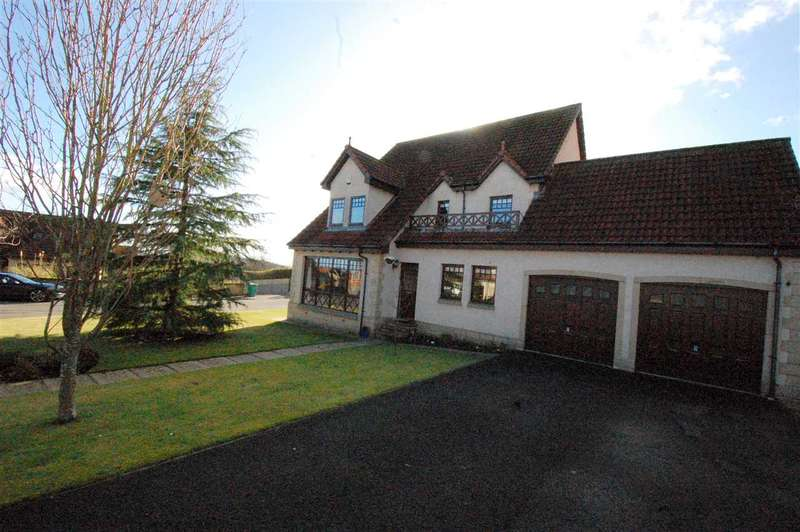5 Bedrooms Detached Villa House for sale in Farmstead Road, Dalgety Bay