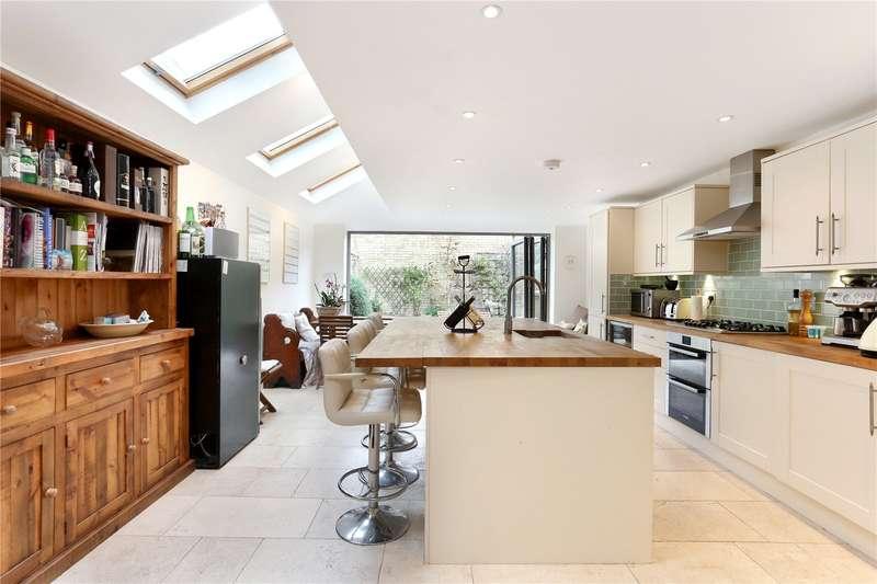 4 Bedrooms Terraced House for sale in Berrymede Road, London, W4