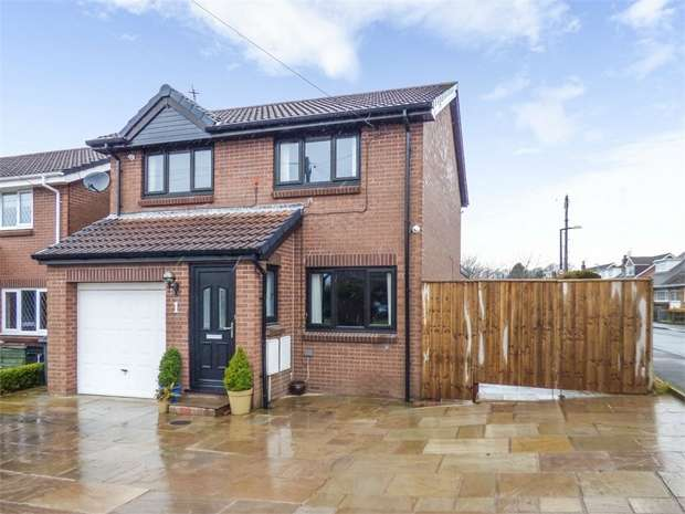 3 Bedrooms Detached House for sale in Fairway, Stalmine, Poulton-le-Fylde, Lancashire