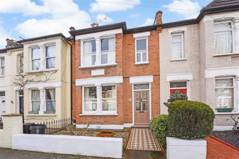 2 Bedrooms Terraced House for sale in Balfour Road, Wimbledon