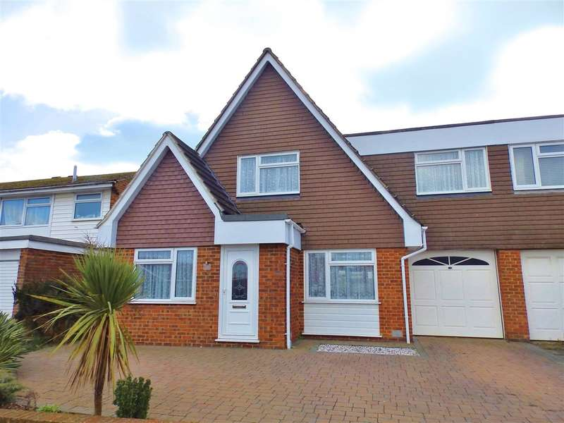 3 Bedrooms Semi Detached House for sale in Beatty Road, Eastbourne