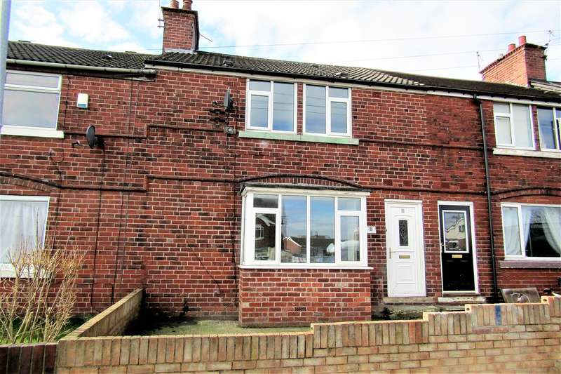 4 Bedrooms Terraced House for sale in Hayhurst Crescent, Maltby, Rotherham