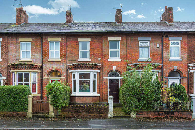 3 Bedrooms Terraced House for sale in Tulketh Brow, Ashton-On-Ribble, Preston, PR2