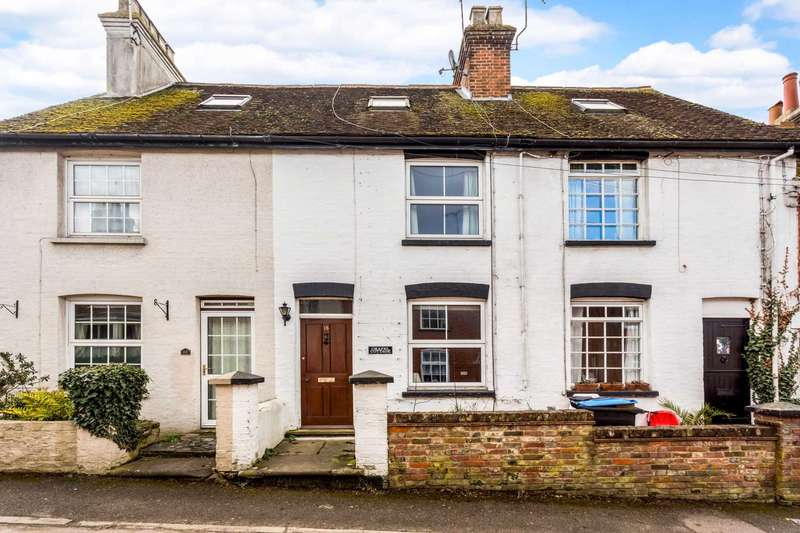 3 Bedrooms Terraced House for sale in Chapel Street, Tring