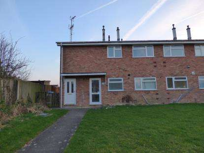 2 Bedrooms Maisonette Flat for sale in Springfield Grove, Southam, Warwickshire, England