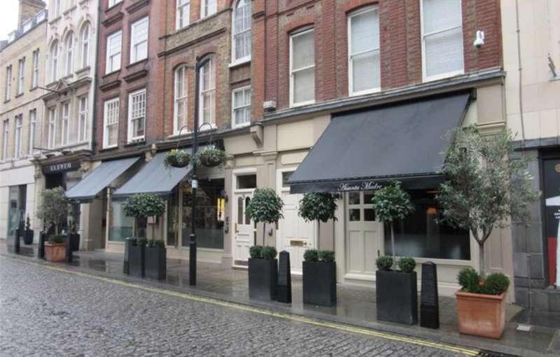 Restaurant Commercial for rent in Blenheim Street, Mayfair, W1S