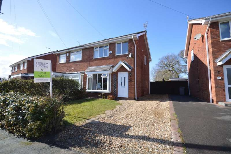 3 Bedrooms Semi Detached House for sale in Fulbrook Road, Spital