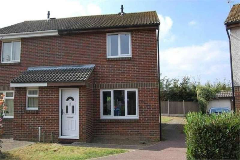 3 Bedrooms Semi Detached House for rent in Morello Close, Sittingbourne