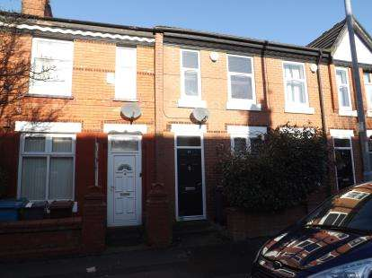 2 Bedrooms Terraced House for sale in Thornton Road, Manchester