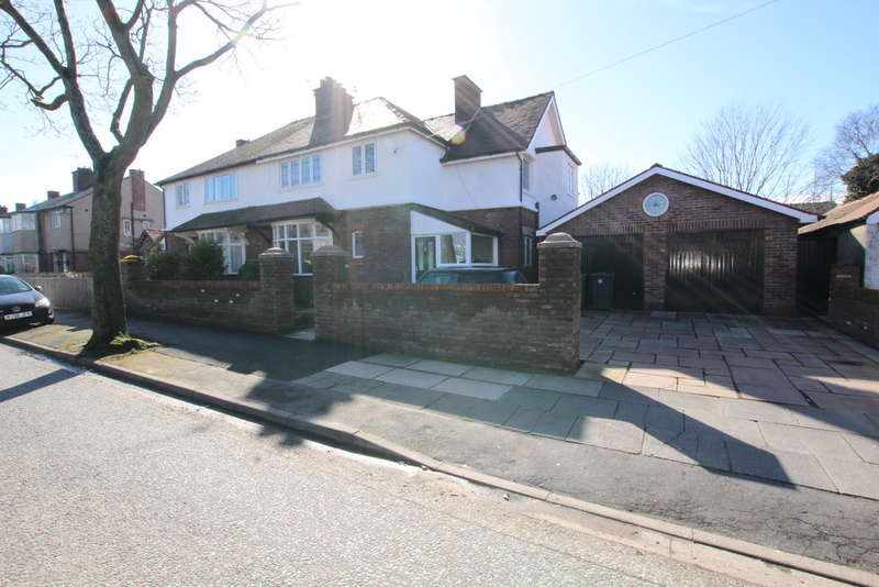 4 Bedrooms Semi Detached House for sale in Chesterfield Road, Crosby, Liverpool, L23