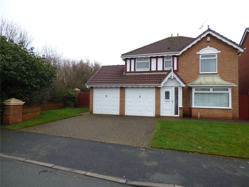 4 Bedrooms Detached House for sale in Ashwater Road, Liverpool, Merseyside, L12