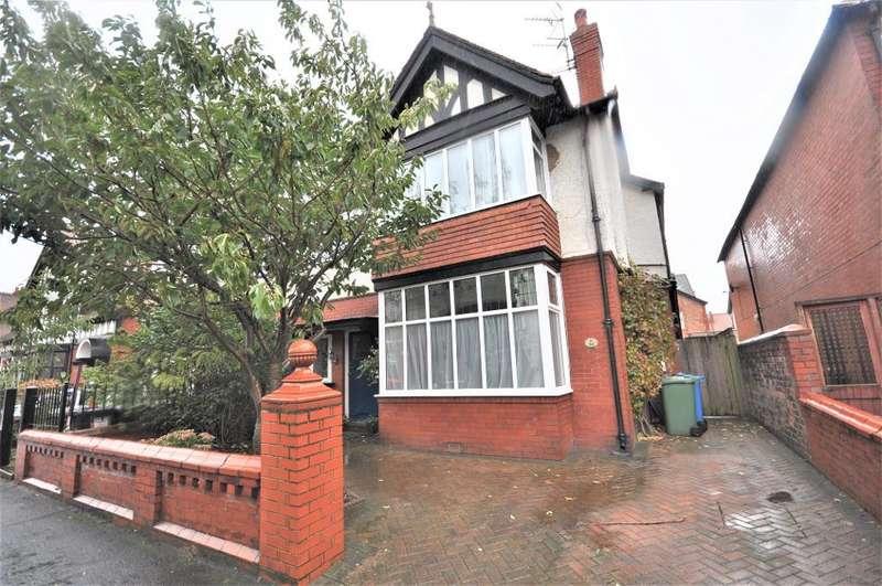 4 Bedrooms Semi Detached House for sale in Park Road, St Annes, Lytham St Annes, Lancashire, FY8 1PN