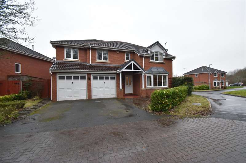 5 Bedrooms Detached House for sale in Rockingham Lane, Worcester