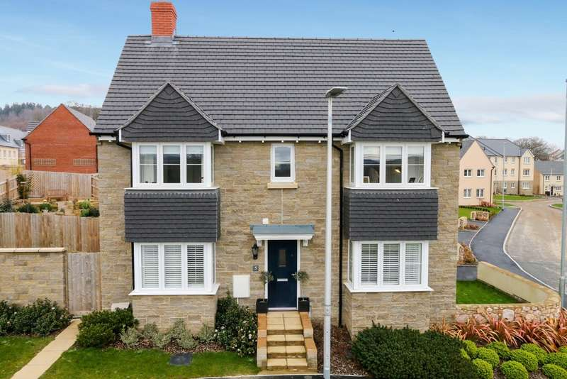 3 Bedrooms Detached House for rent in Choak Walk, Bovey Tracey