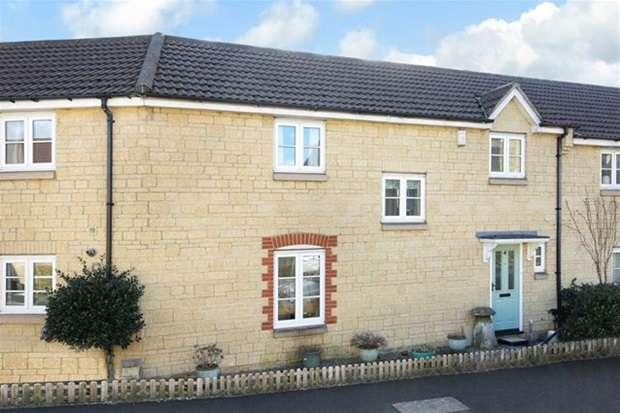 3 Bedrooms Terraced House for sale in Newington Close