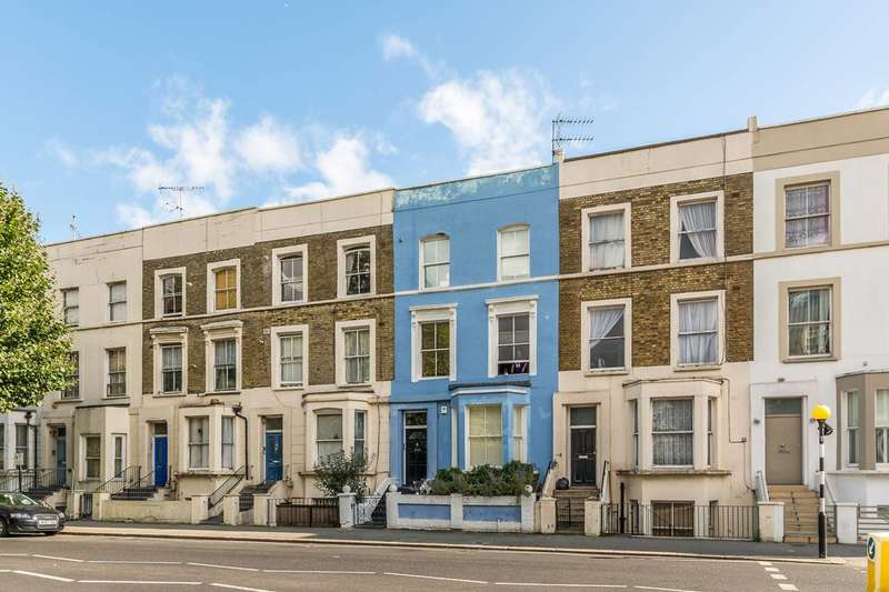 2 Bedrooms Flat for sale in Ladbroke Grove, Ladbroke Grove, W10