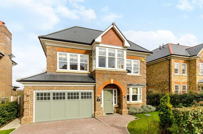 5 Bedrooms House for sale in Marian Gardens, Sundridge Park, BR1