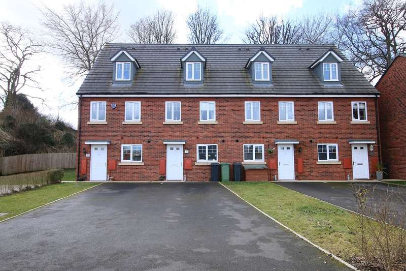 3 Bedrooms Town House for sale in Nash Gardens, Wollaston, STOURBRIDGE, DY8