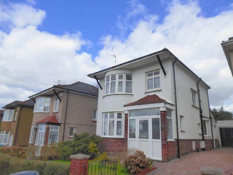3 Bedrooms Detached House for sale in Firbank Crescent Newport NP19