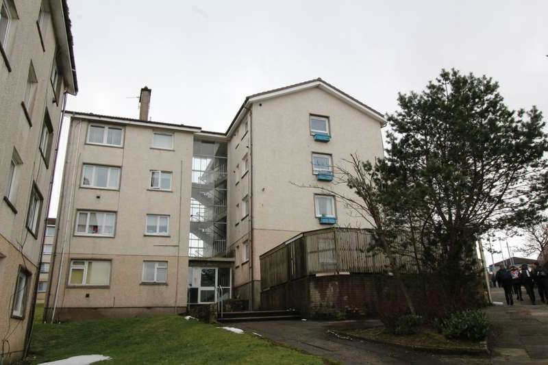 1 Bedroom Flat for sale in White Horse Walk, East Kilbride, Glasgow, G75
