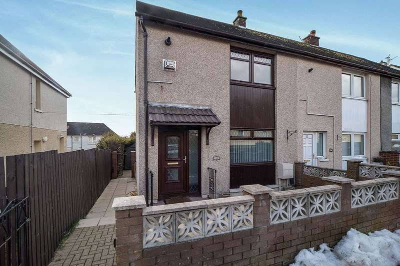 2 Bedrooms Property for sale in Dalshannon Road, Cumbernauld, Glasgow, G67