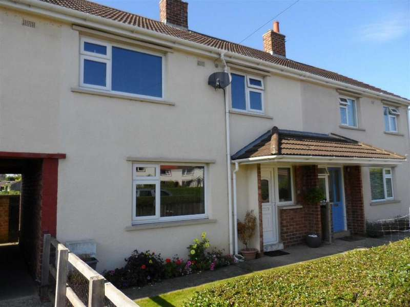 2 Bedrooms Terraced House for sale in Curteis Drive, Brompton On Swale