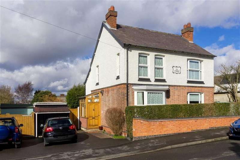 3 Bedrooms Detached House for sale in Garendon Road, Shepshed, LE12