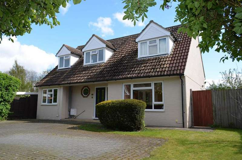 4 Bedrooms Detached House for sale in Kings Meadow Road, Colchester
