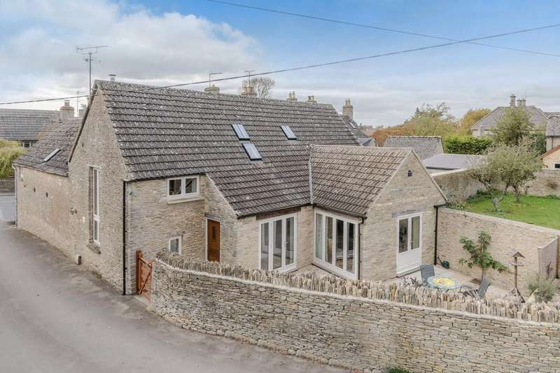 4 Bedrooms Barn Conversion Character Property for sale in High Street, Meysey Hampton