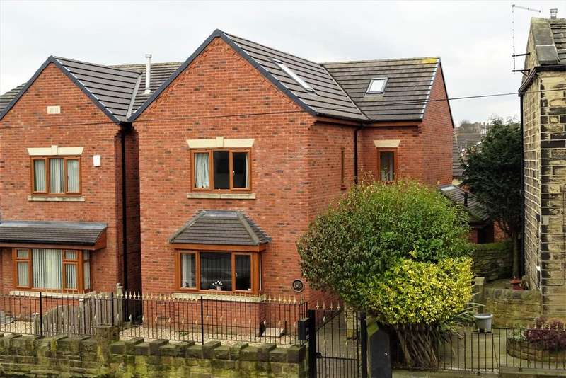 4 Bedrooms Detached House for sale in Whitehall Road, Drighlington, BD11 1LN