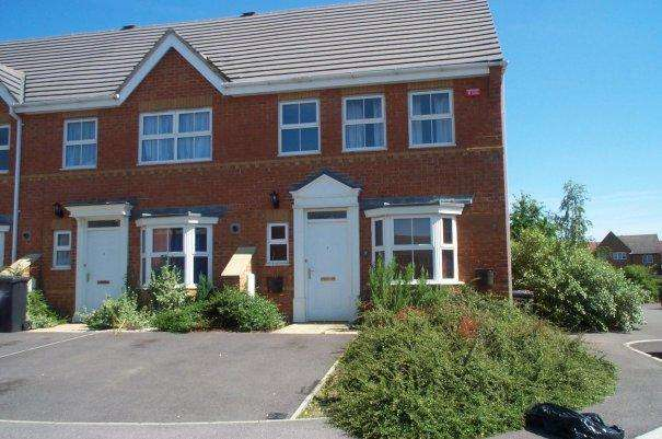 3 Bedrooms End Of Terrace House for rent in St Alphege Gardens, Andover SP10