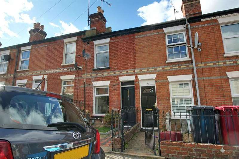 2 Bedrooms Terraced House for sale in Cardigan Road, Reading, Berkshire, RG1