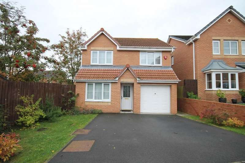 4 Bedrooms Detached House for rent in Cinnamon Drive, Trimdon Station