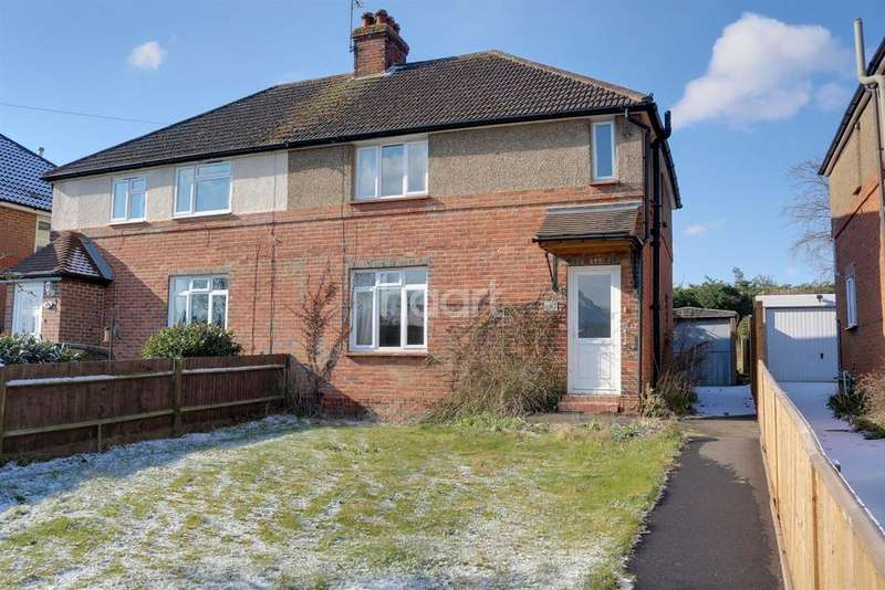 3 Bedrooms Semi Detached House for sale in Worplesdon, Guildford, Surrey