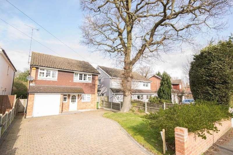 4 Bedrooms Detached House for sale in Margaret Avenue, Shenfield, Brentwood, Essex, CM15