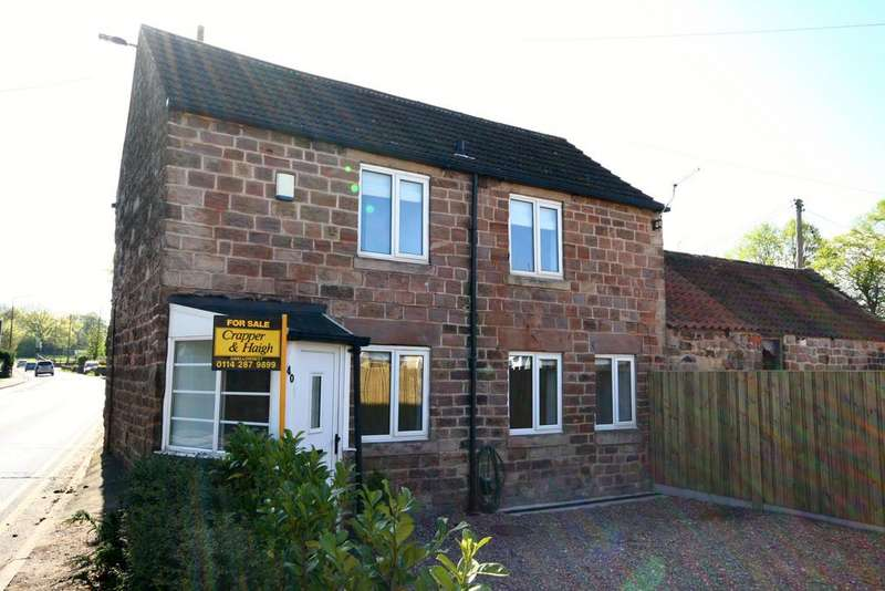 2 Bedrooms Cottage House for sale in Worksop Road, Aston, Sheffield S26