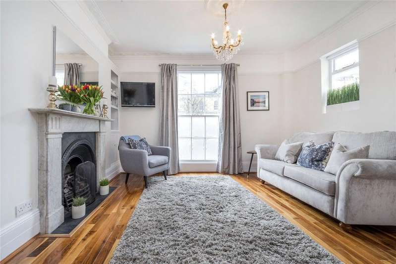 3 Bedrooms Semi Detached House for sale in Lyme Street, Camden, London