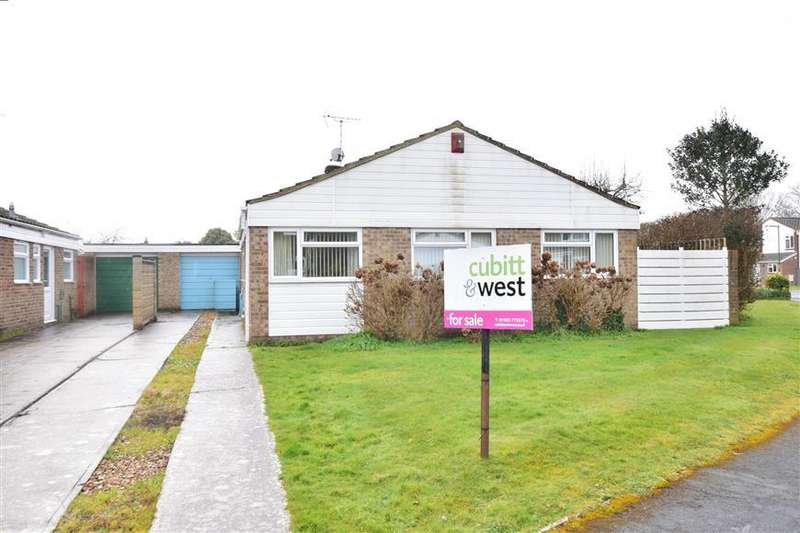2 Bedrooms Detached Bungalow for sale in The Estuary, Littlehampton, West Sussex