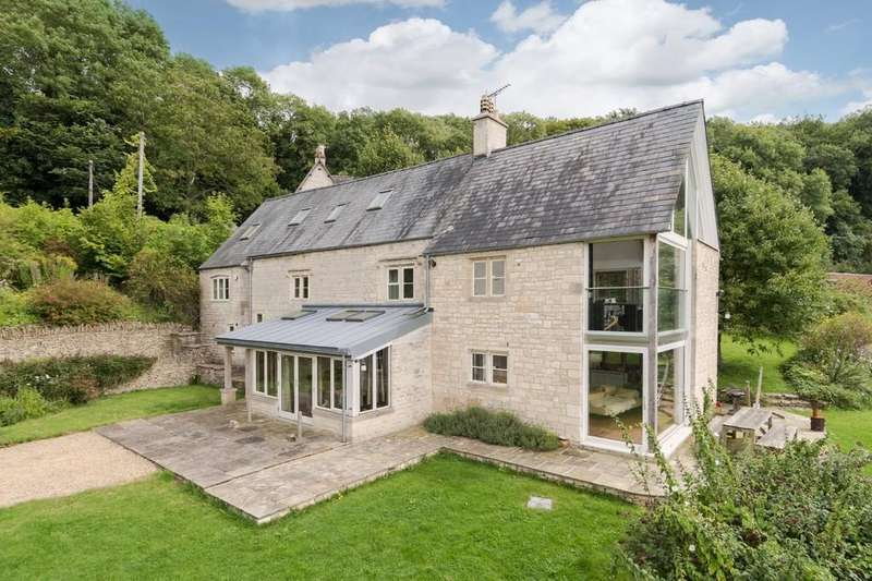 5 Bedrooms Detached House for sale in Wick Street, Nr Painswick